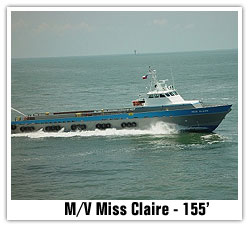 M/V Miss Claire